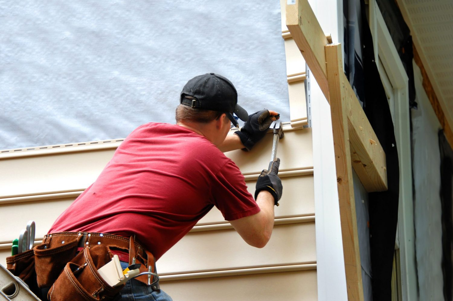 vinyl siding tulsa ok oklahoma siding contractor tulsa roof roofing roofer roofers
