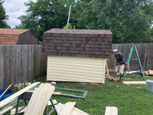 shed roof installation roofing contractor roof tulsa ok