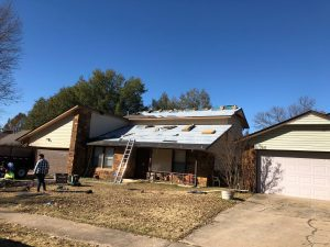 replacement roof in tulsa ok