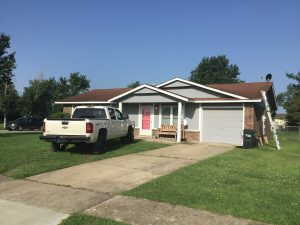 roof replacements in tulsa house before new roof