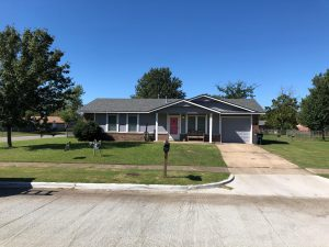roof after roofing siding replacement tulsa oklahoma