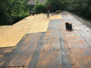 roof restoration in tulsa oklahoma new roof installation