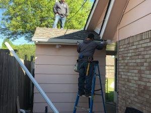 new gutter installation tulsa oklahoma gutter service